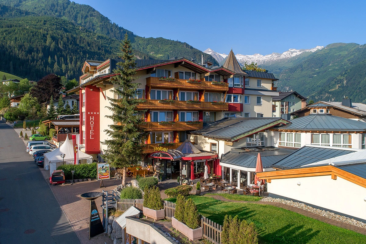 Vötter's Mountain Motel Kaprun - Austria | Anreise